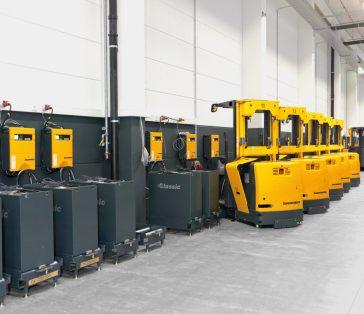 Uso, mantención y almacenamiento de baterías de plomo acido